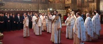 22 de ani de la aducerea moaştelor Sf. Apostol Andrei la Galaţi