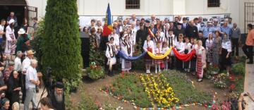 "Bicentenarul bisericii ""Sf. Nicolae"" din parohia Corod IV"