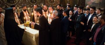 Comemorarea Episcopul Mechidesec Ștefănescu la Galați