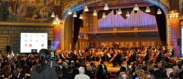 """Concert vocal-simfonic """"Regal pentru Centenar"""" la Ateneul Român"""