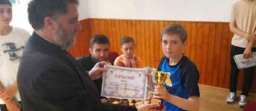"""Concursul de tenis de masă şi şah, """"Tinereţe şi credinţă"""", ediţia a IV-a, în Protoieria Nicoreşti"""