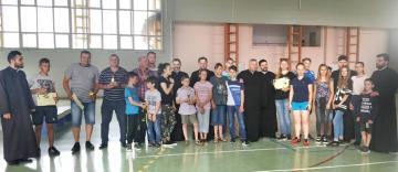 """Ediția a II-a a concursul de șah și tenis de masă """"Tinerețe și credință"""", din cadrul Protoieriei Nicorești"""