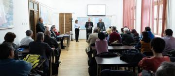 """Ediţia a 5-a a Conferinţei Internaţionale """"History, Spirituality, Culture. Dialogue and Interactivity"""", la Galaţi"""