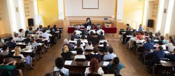 Consfătuirea profesorilor de Religie din judeţele Galaţi şi Brăila