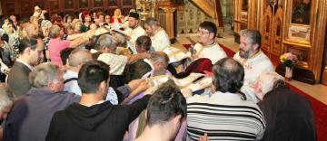 Duminica Orbului la Catedrala Arhiepiscopală din Galaţi
