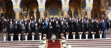 Liturghie arhierească în Episcopia Sloboziei și Călărașilor