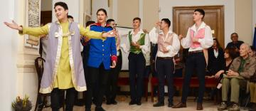 """Ediția a 17-a a Festivalului Național de poezie """"Costache Conachi"""""""