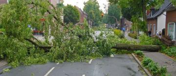 Apel la rugăciune şi solidaritate cu oamenii afectaţi de furtună