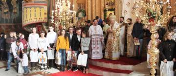 """Hramul Catedralei """"Naşterea Domnului"""" din Brăila"""