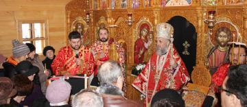 Pomenirea Sfinţilor 40 de Mucenici din Sevastia la Dunărea de Jos