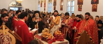 Zi de sărbătoare pentru biserica persoanelor cu dizabilităţi din Brăila