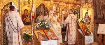 Sfântul Apostol Andrei cinstit de seminariştii gălăţeni