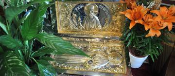 Sărbătoarea Sfântului Efrem cel Nou la Galaţi