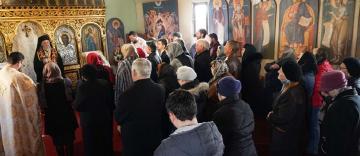 """Zi de sărbătoare pentru parohia """"Dimitrie Cantemir"""" din Galaţi"""