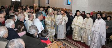 Sfântul Grigorie Teologul cinstit la Galaţi