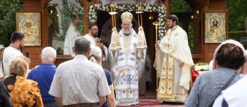 Prăznuirea Sfântului Proroc Ilie la Galaţi