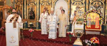 """Hramul bisericii """"Sf. Împăraţi Constantin şi Elena"""" din Galaţi"""