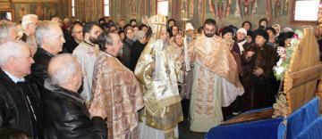 Cinstirea Sfântului Ioan Botezătorul la Galaţi