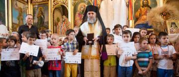 Cinstirea Sfântului Ierarh Luca al Crimeei în Arhiepiscopia Dunării de Jos
