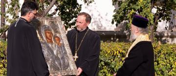 Rugăciune şi pelerinaj cu Icoana Maicii Domnului de la Mănăstirea Adam