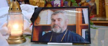 Părintele prof. dr. Adrian Gabor s-a mutat la viaţa veşnică!