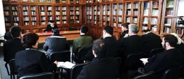 """Întrunirea responsabililor pentru organizarea """"Marşului pentru viaţă"""" în Eparhia Dunării de Jos"""