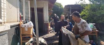 Arhiepiscopia Dunării de Jos este lângă familiile greu încercate de la Corod