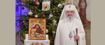 VIDEO   Mesajul Părintelui Patriarh Daniel cu prilejul Anului Nou 2018