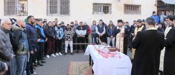 Activităţi liturgice, cultural-educaţionale şi social-filantropice la penitenciarele din judeţul Brăila