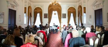 Muzică în Palatele României - concert la Muzeul eparhial din Galaţi