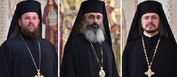 Sfântul Sinod a ales episcopi pentru Basarabia și România
