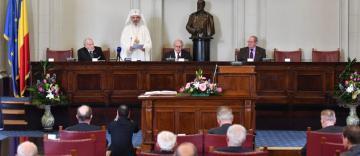 Biserica a susţinut prin cuvânt şi faptă dobândirea Independenţei României