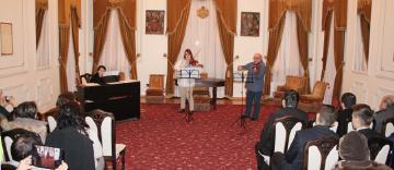 Portret muzical la Muzeul eparhial din Galaţi
