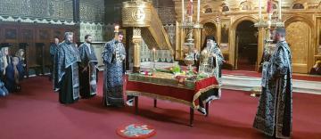 Rânduiala scoaterii Sfântului Epitaf din Vinerea Mare