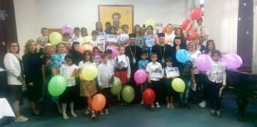 """Serbare de sfârşit de an şcolar la Aşezământul """"Sfântul Vasile cel Mare"""" din Galaţi"""