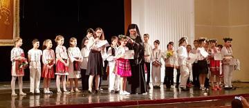 """Serbare de sfârşit de an şcolar la Seminarul Teologic """"Sfântul Apostol Andrei"""" din Galaţi"""
