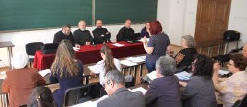 Sesiune de Comunicări Știinţifice la Galaţi