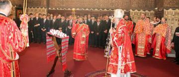 Praznicul Înălţării Sfintei Cruci în Arhiepiscopia Dunării de Jos