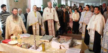 Sfântul Ierarh Nectarie, cinstit în Arhiepiscopia Dunării de Jos