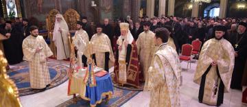 Te Deum în Catedrala Patriarhală şi în bisericile din Patriarhia Română la aniversarea Unirii Principatelor Române (24 ianuarie 2019)