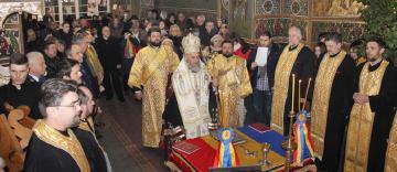 Unirea Principatelor Române sărbătorită în Arhiepiscopia Dunării de Jos