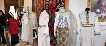 """Vernisajul expoziției """"Mozaic etnic în lumea satului"""""""