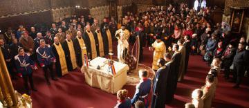 Centenarul Marii Uniri sărbătorit la Galaţi