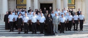 Te-Deum la Ziua Pompierului Român în Catedrala Arhiepiscopală din Galaţi