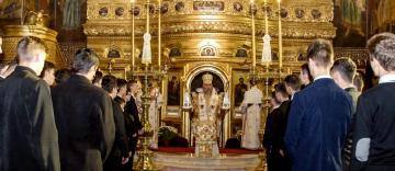 S-au împlinit 20 de ani de la aducerea moaştelor Sf. Apostol Andrei la Galaţi