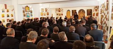 Conferinţa semestrială a preoţilor din Protopopiatul Galaţi