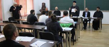 Examen de admitere master