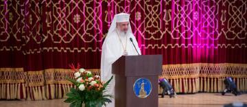 Patriarhul Daniel de Ziua Culturii Naţionale: Biserica a plămădit şi promovat cultura poporului român