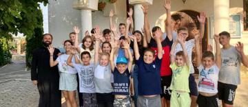 Activități de vacanță în Parohia Pechea II