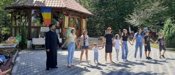 Activități pentru copii la Mănăstirea Toflea